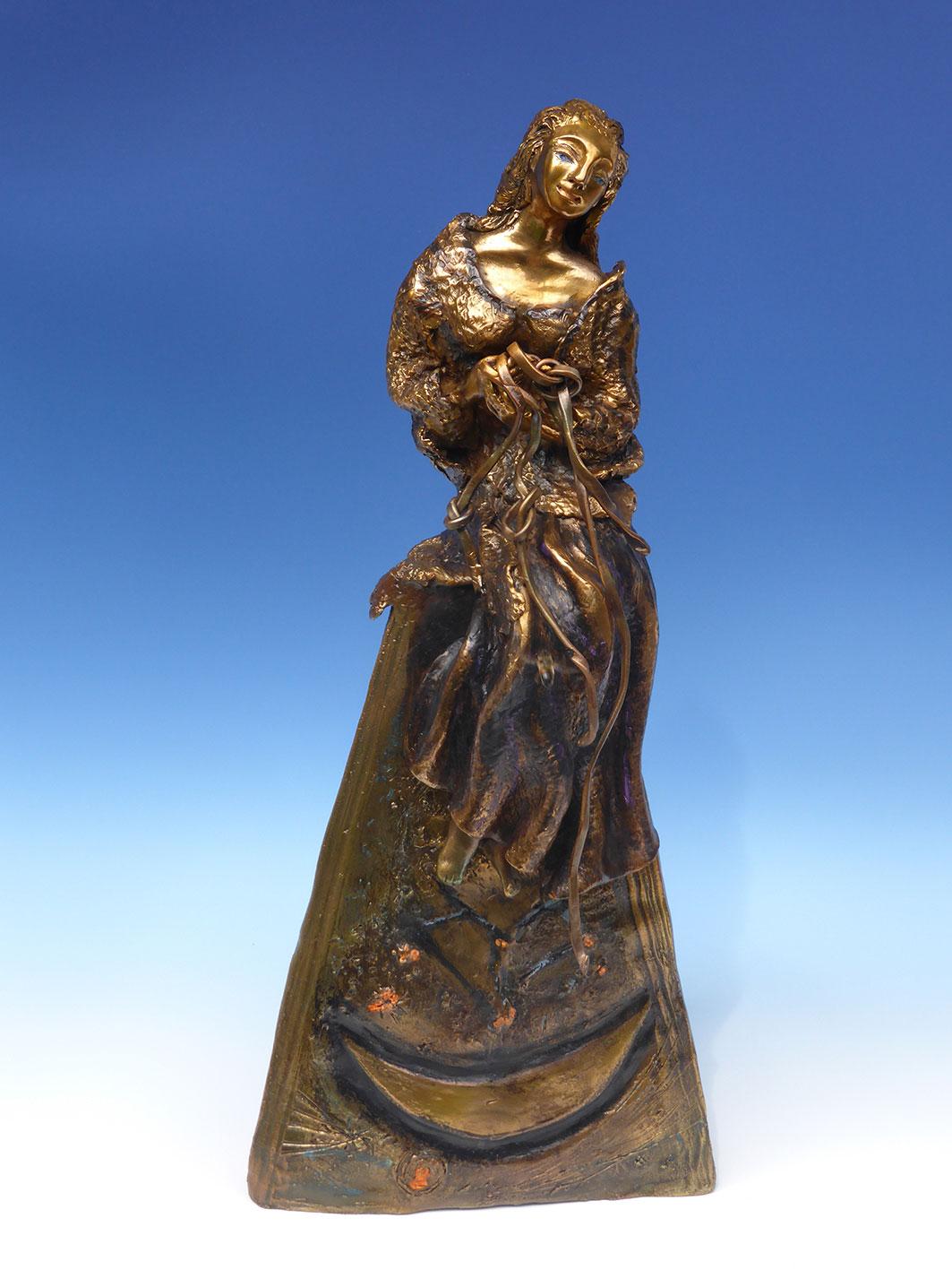 05-Die-Knotenlöserin,-Bronze,-H