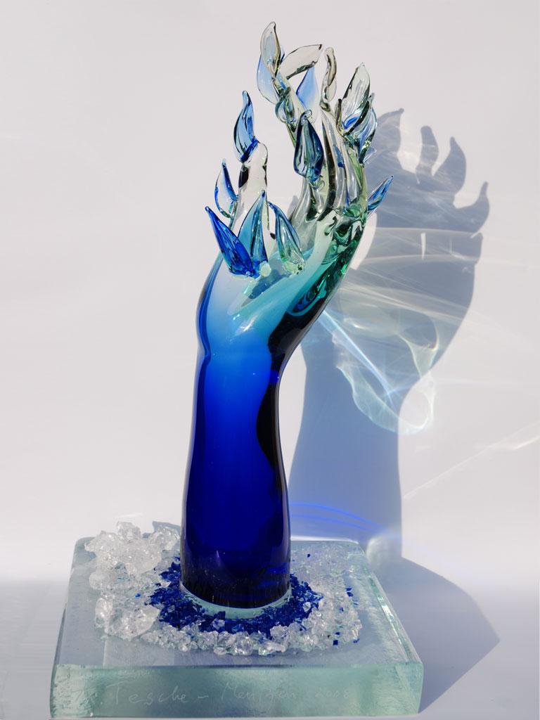 Daphne-Hand-Glas-H.0,45m