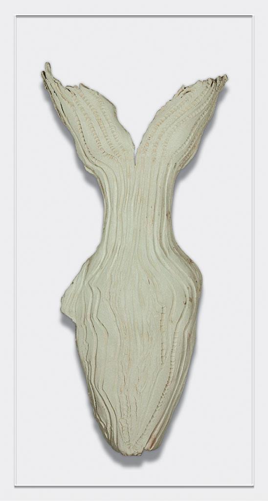 Skulptur, Antje Tesche-Mentzen, Keramik