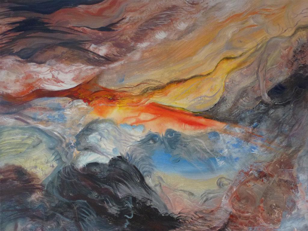 Poeme-de-l'exstase-Acryl-0,8x1m-2013