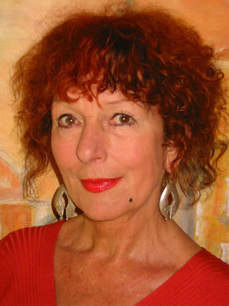 Portraitfoto Antje Tesche-Mentzen